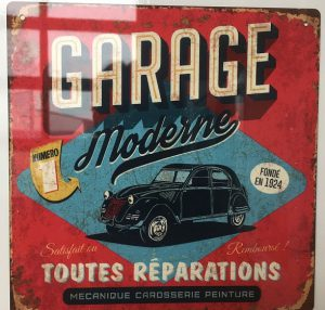 GARAGE Moderne - toutes reparations